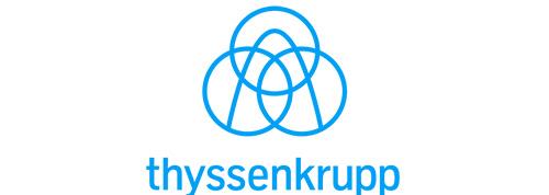 thyssenkrupp Logo Referenzlogo Konnerth Gruppe